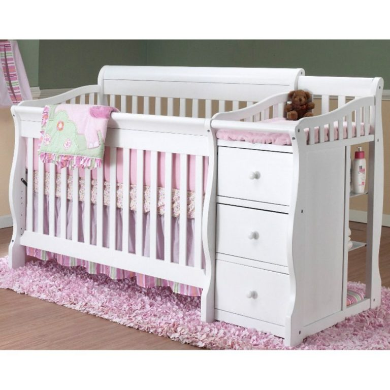 Sorelle Tuscany 4-in-1 Convertible Crib and Changer Combo Review