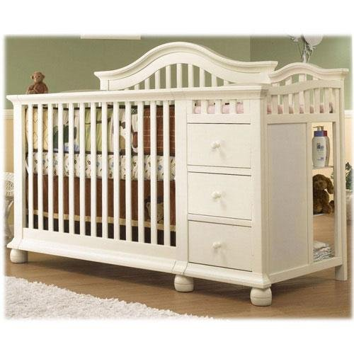 Sorelle Cape Cod Crib and Changer
