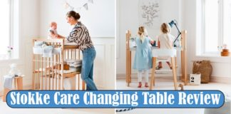 best stokke changing tables
