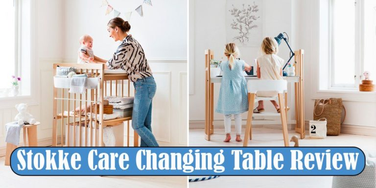 Best Stokke Changing Tables Review [2020]