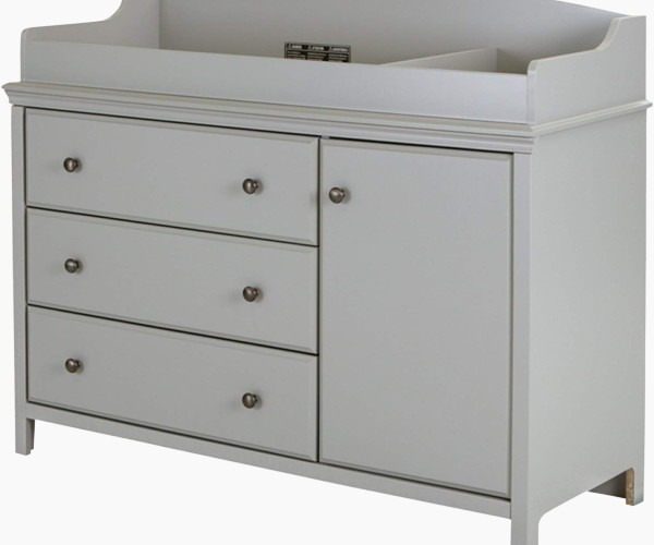 South Shore Cotton Candy Changing Table - a product that will last