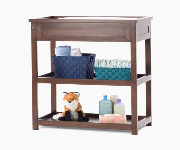 36. Childcraft Abbott Dressing Table - one of the best open frame changing tables