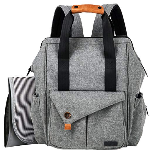 HapTim Travel Diaper Bag Backpack