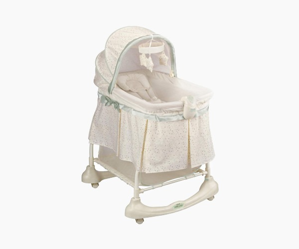 Kolcraft Cuddle 'N Care Bassinet and Incline Sleeper