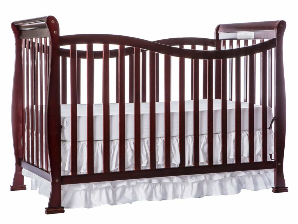 best crib, best baby crib, best convertible crib, Dream on Me Violet 7 in 1 convertible life style crib