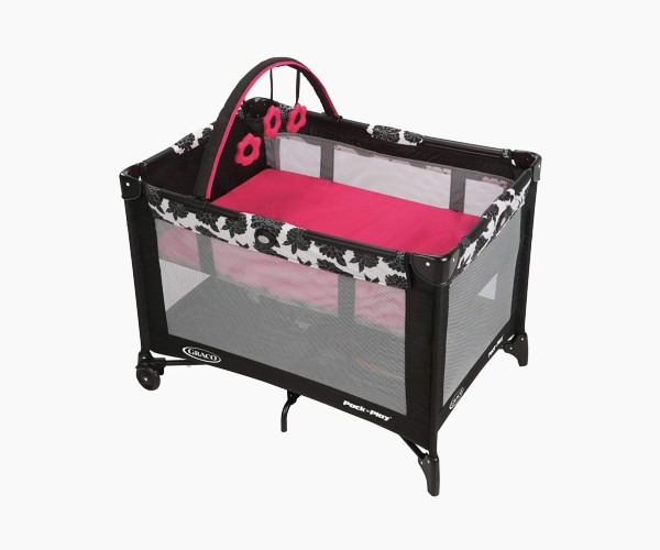 Graco Pack 'N Play Playard Bassinet