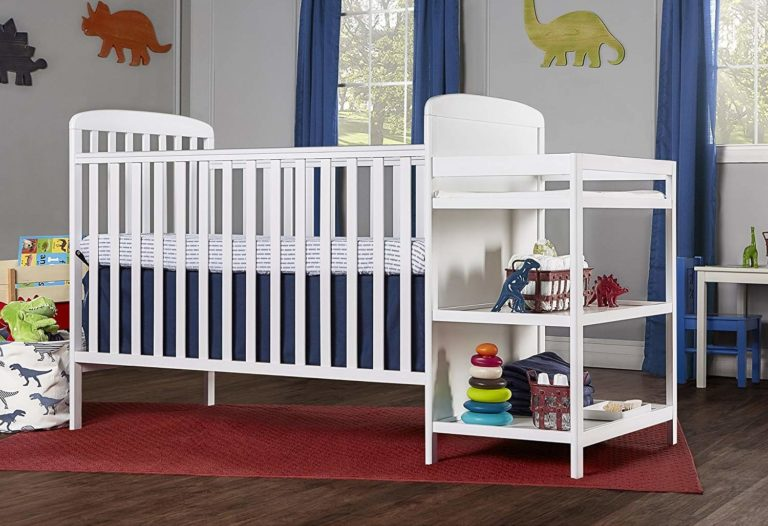 Dream on Me 4-in-1 Crib and Changing Table Review