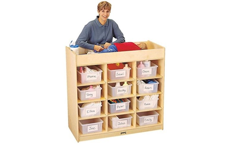 Jonti-Craft 12 Tub Changing Table Review