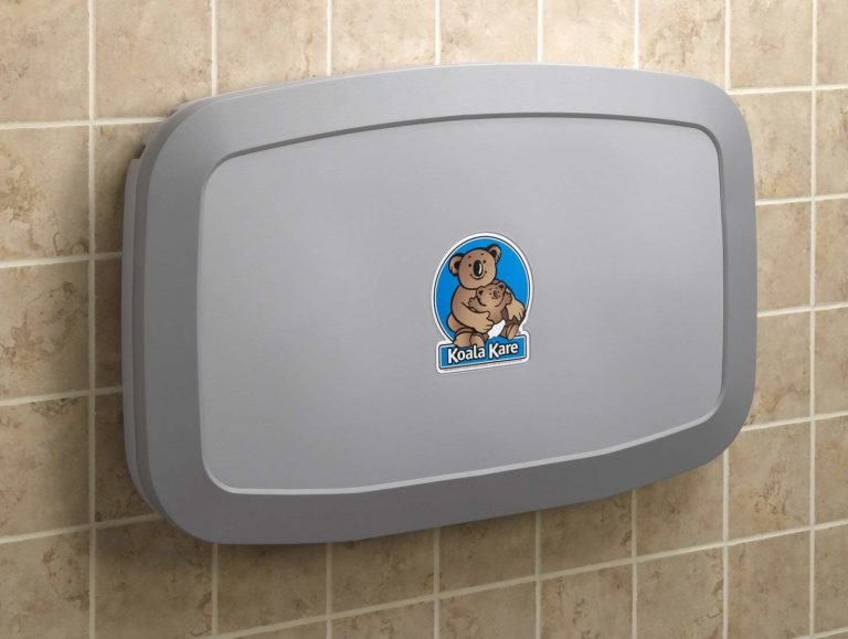 Best Wall Mounted Changing Tables Review