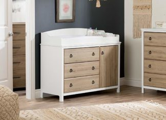 changing table, best changing table, baby changing table