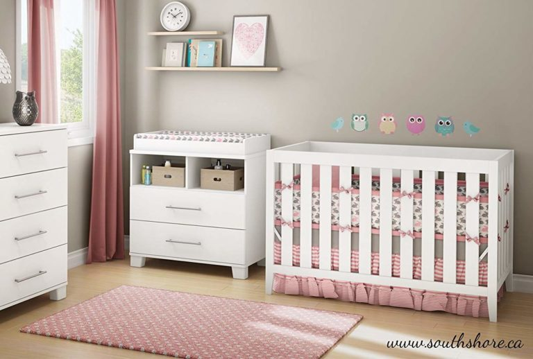 South Shore Cuddly Changing Table Review