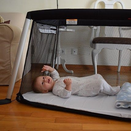 travel crib comfort