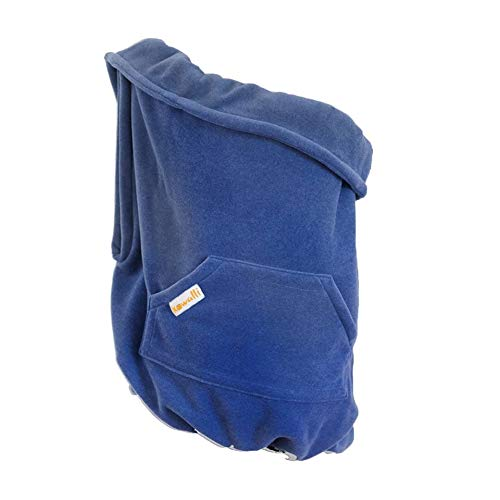 Kowalli Baby Carrier Cover (River Blue)