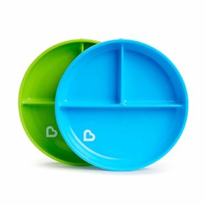 MUNCHKIN STAY PUT DIVIDED SUCTION PLATES