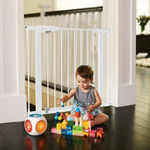 Munchkin Easy-Close Metal Gate