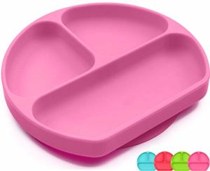 SILIKONG SILICONE SUCTION PLATE FOR TODDLERS