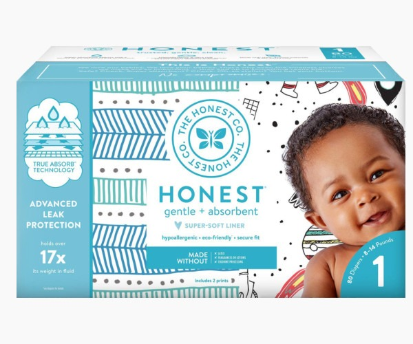 The Honest Company - Club Box Space Travel Space Travel Diapers
