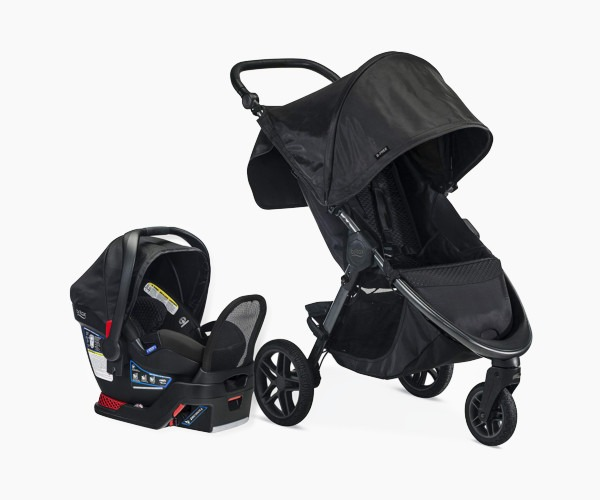 Britax B-Free and Endeavours Travel System for Babies