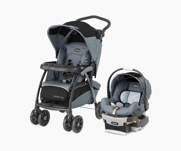 Chicco Cortina CX KeyFit30 - Travel System for Babies
