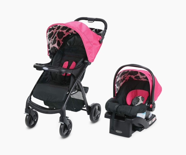 Graco Verb - Best Baby Girl Travel System Stroller