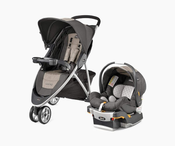 Chicco Viaro - Toddler Travel System