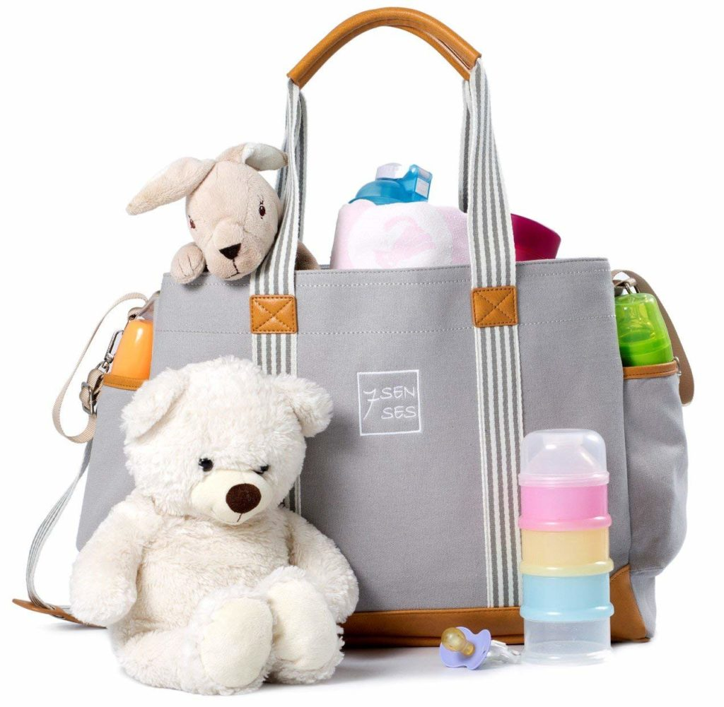 7Senses Diaper Bag