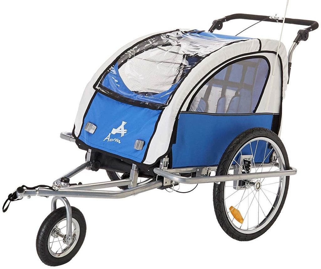 Aosom Elite II Child Bike Trailer