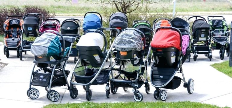 17 Best Car Seat and Stroller Combo