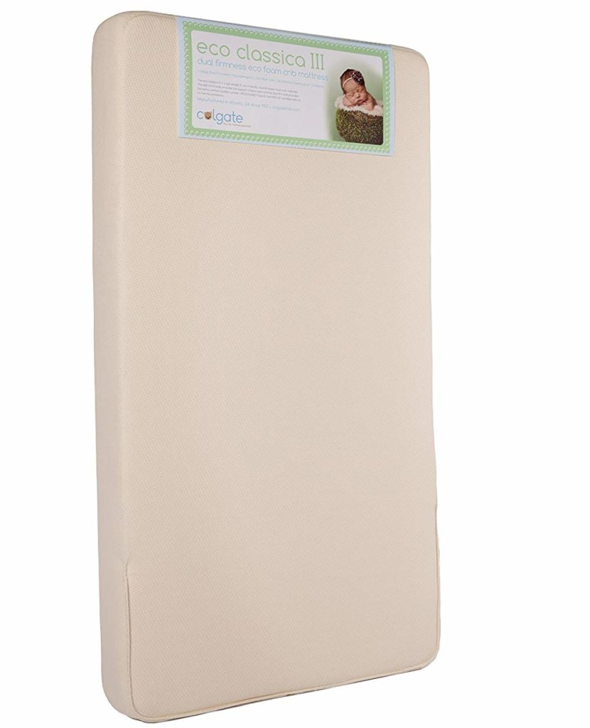 Colgate Eco Classica III Crib Mattress