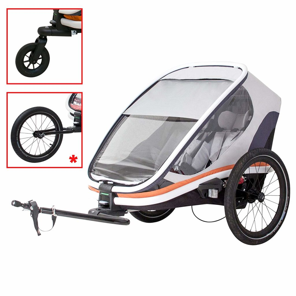 Hamax Multi-Sport Child Bike Trailer