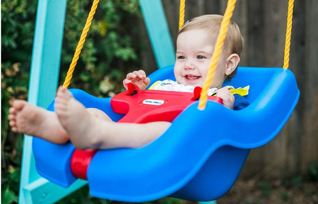 Little Tikes Snug 'n Secure Swing