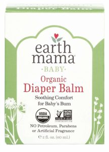 Organic Diaper Balm by Earth Mama