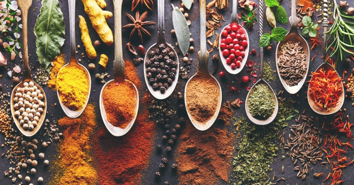 Top 9 Healthy Herbs and Spices With Powerful Health Benefits