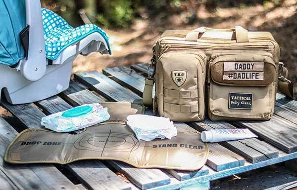 best diaper bag for dad