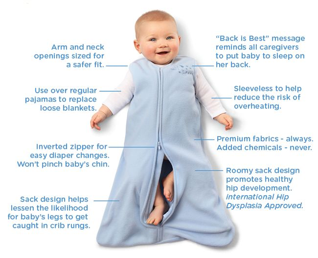 The Best Baby Sleep Sacks enhance the safety of your baby