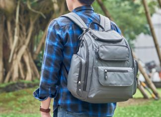 Evecase Baby Diaper Backpack Review