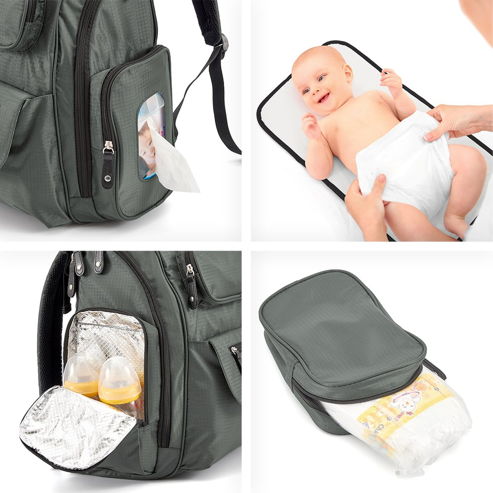 Evecase Baby Diaper Backpack