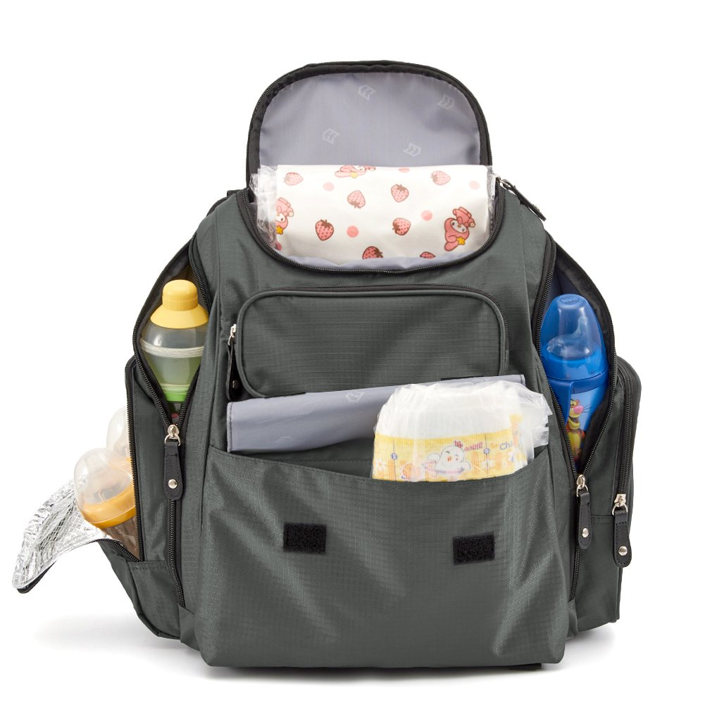 Features of the Evecase Baby Diaper Backpack