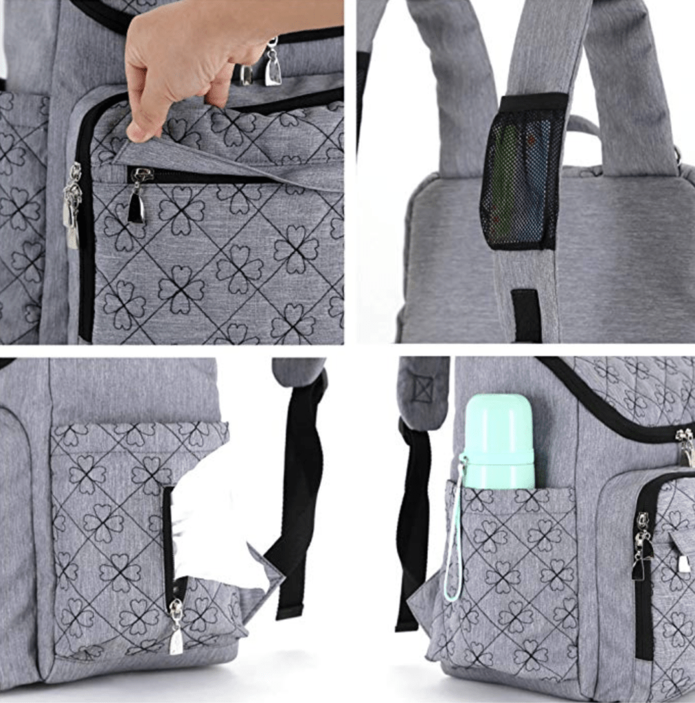 HYBLOM Diaper Bag