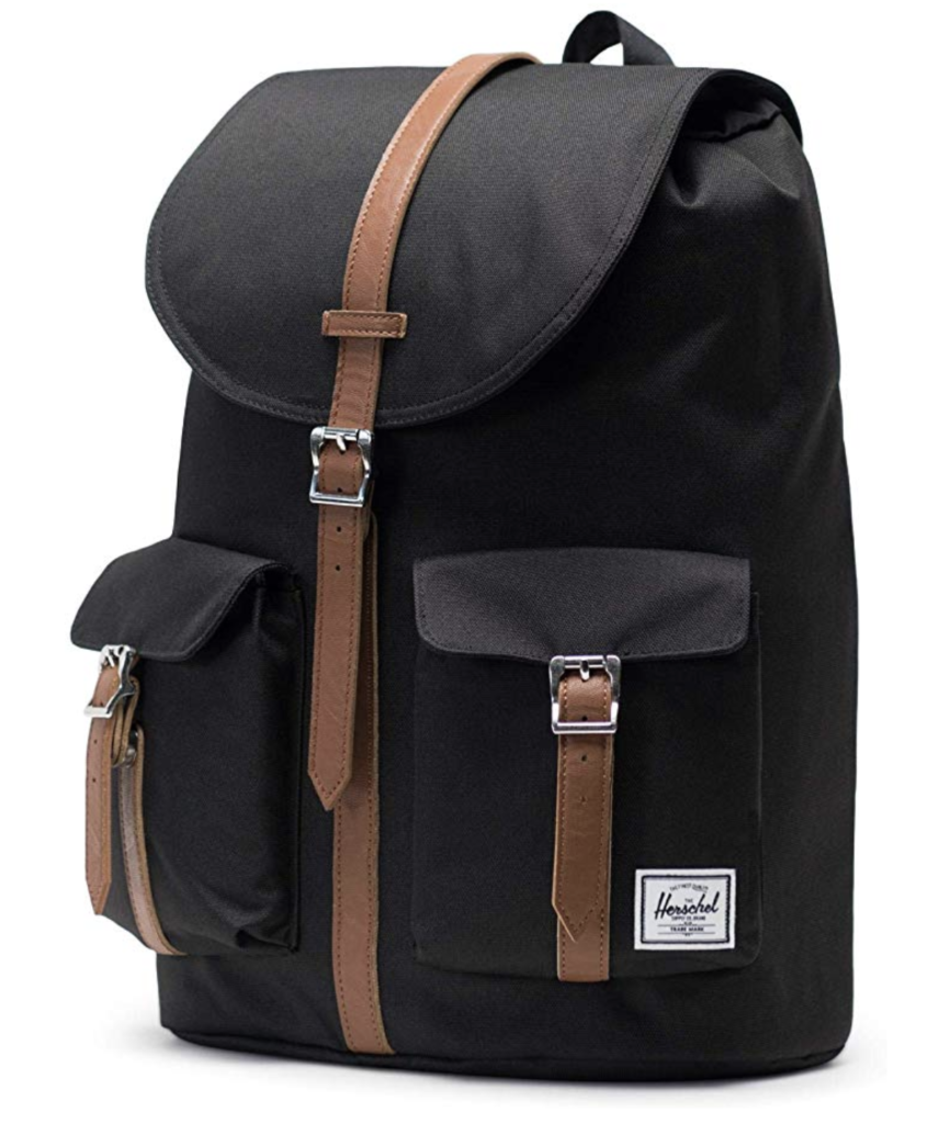 Features of the Herschel Dawson Backpack