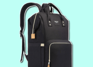 HaloVa Diaper Bag Review