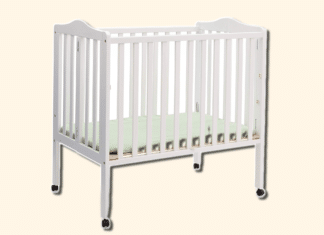 Delta Children Mini Crib Review