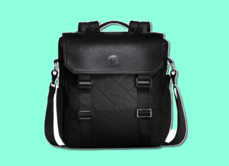 Paperclip Diaper Backpack Bag Review
