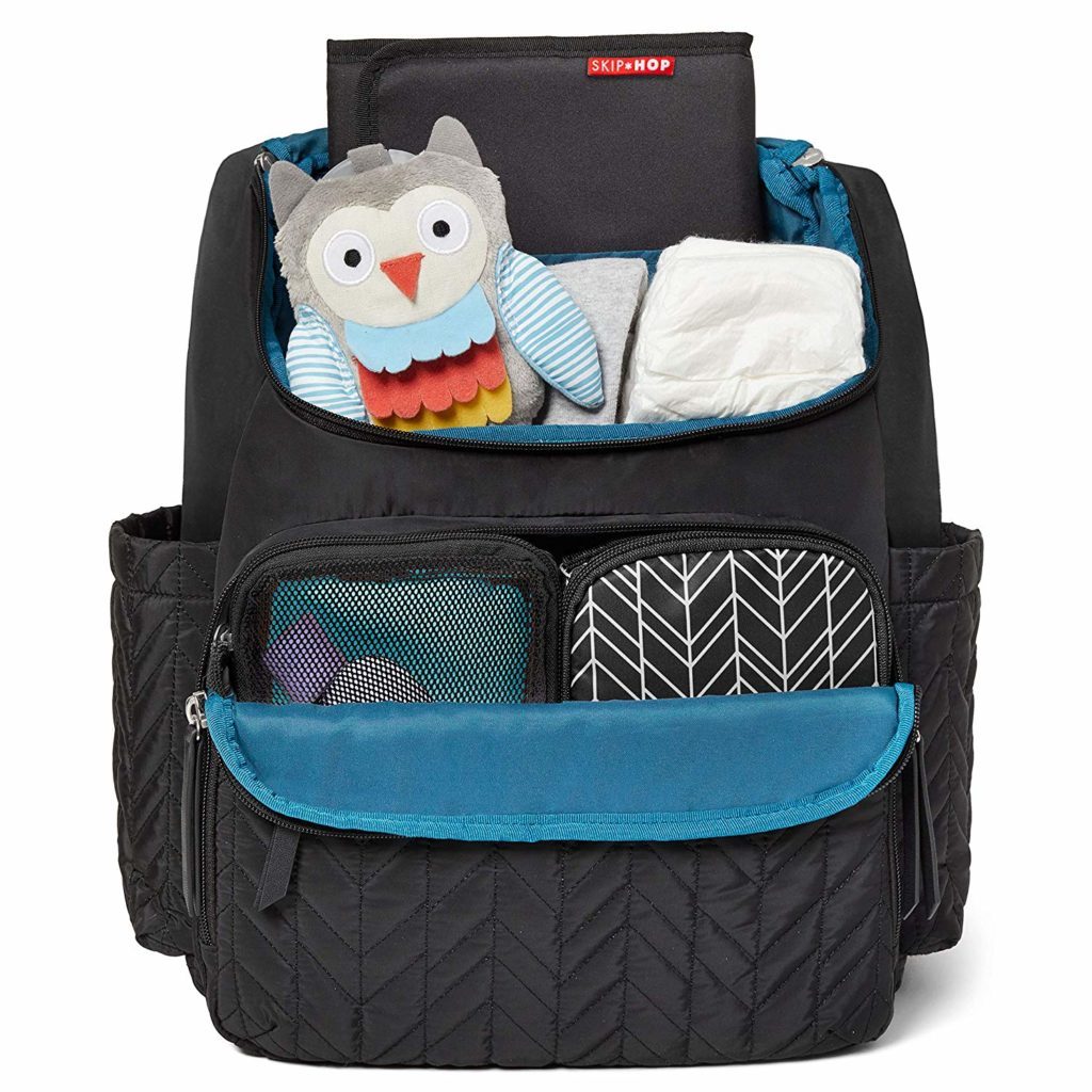 Features of the Skip Hop Diaper Bag Backpack