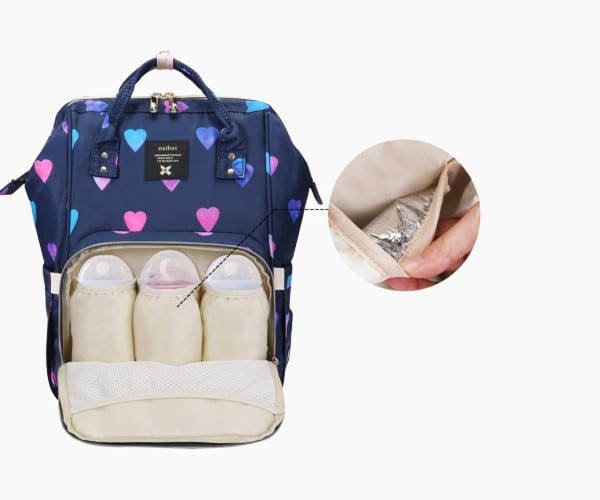 Gogoso Diaper Backpack Baby Nappy Bag Review