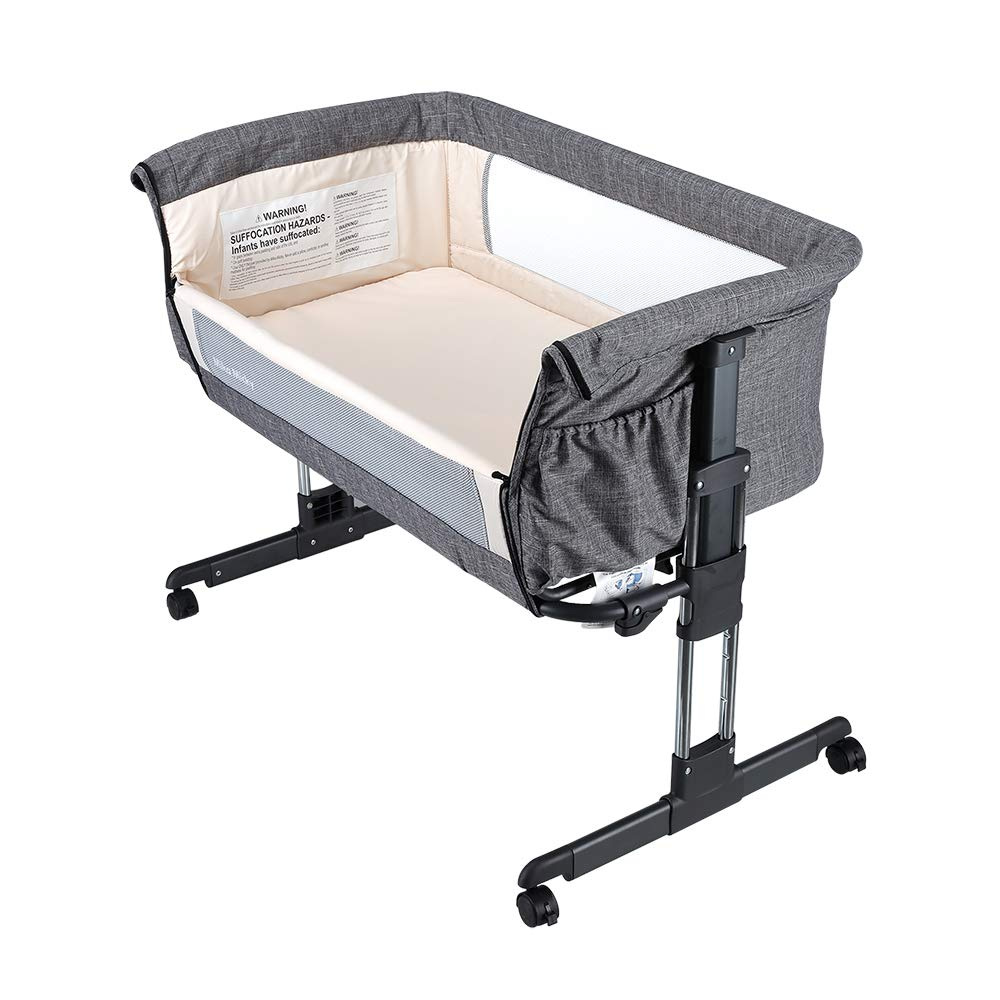Simple and easy Folding Portable Crib