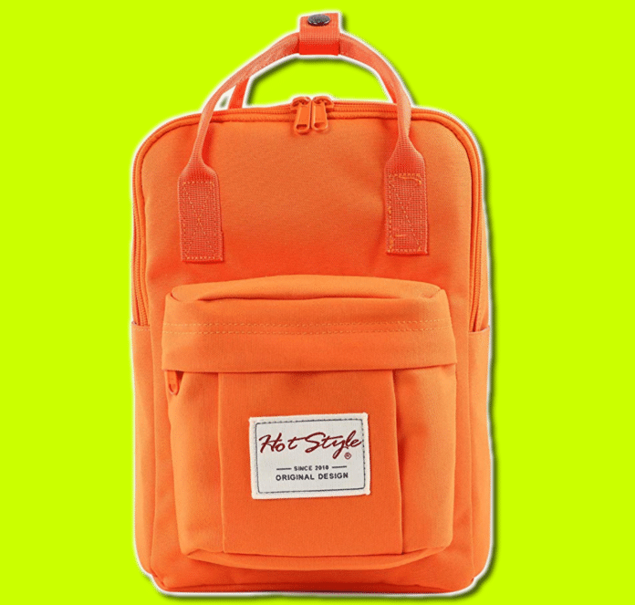Hotstyle Cute Mini Small Backpack Review